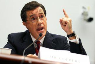 Stephen Colbert trabajó una semana en un campo agrícola junto a inmigran...
