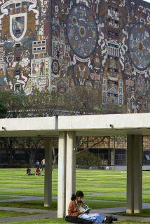 La Universidad Nacional Autónoma de México es una referencia en Latinoam...