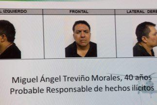 Miguel Ángel Treviño Morales, El Z-40.