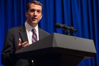 Jon Carson, director de Ejecutivo de Organizing for Action.