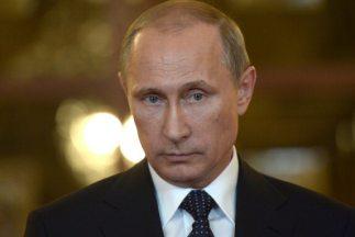 El presidente rusoVladimir Putin.