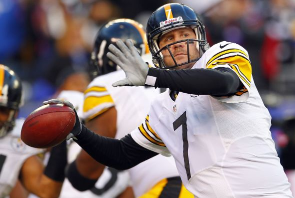 Los Steelers están abiertos a seleccionar a un QB en el próximo Draft, p...