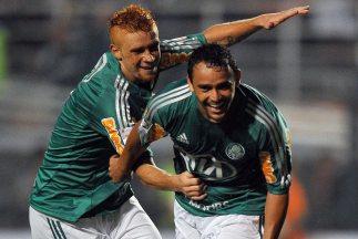El delantero Caio y el centrocampista Charles anotaron los goles del Pal...