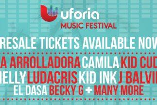 uforia fest presale 2014