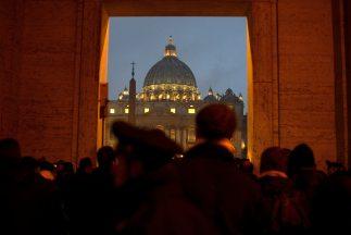 Basícila de San Pedro, Roma.