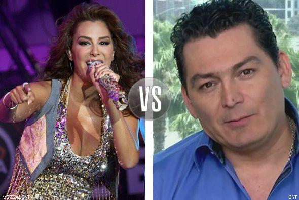 José Manuel vs Ninel Conde