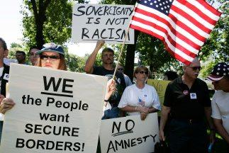 Las acciones de movilización en la frontera y en consulados culminaran e...