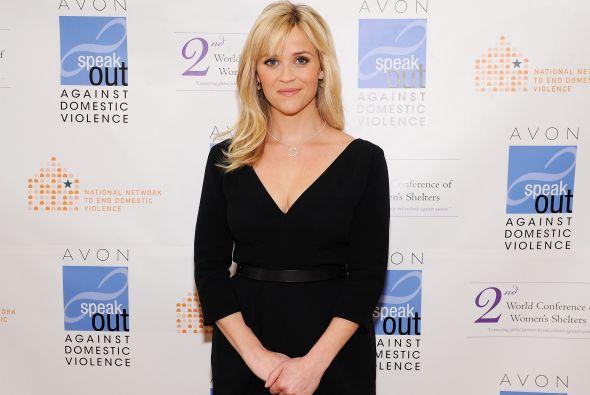 Se ha confirmado que la actriz Reese Witherspoon está esperando otro beb...