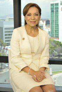 Josefina Vázquez Mota, precandidata del PAN a la presidencia de México.