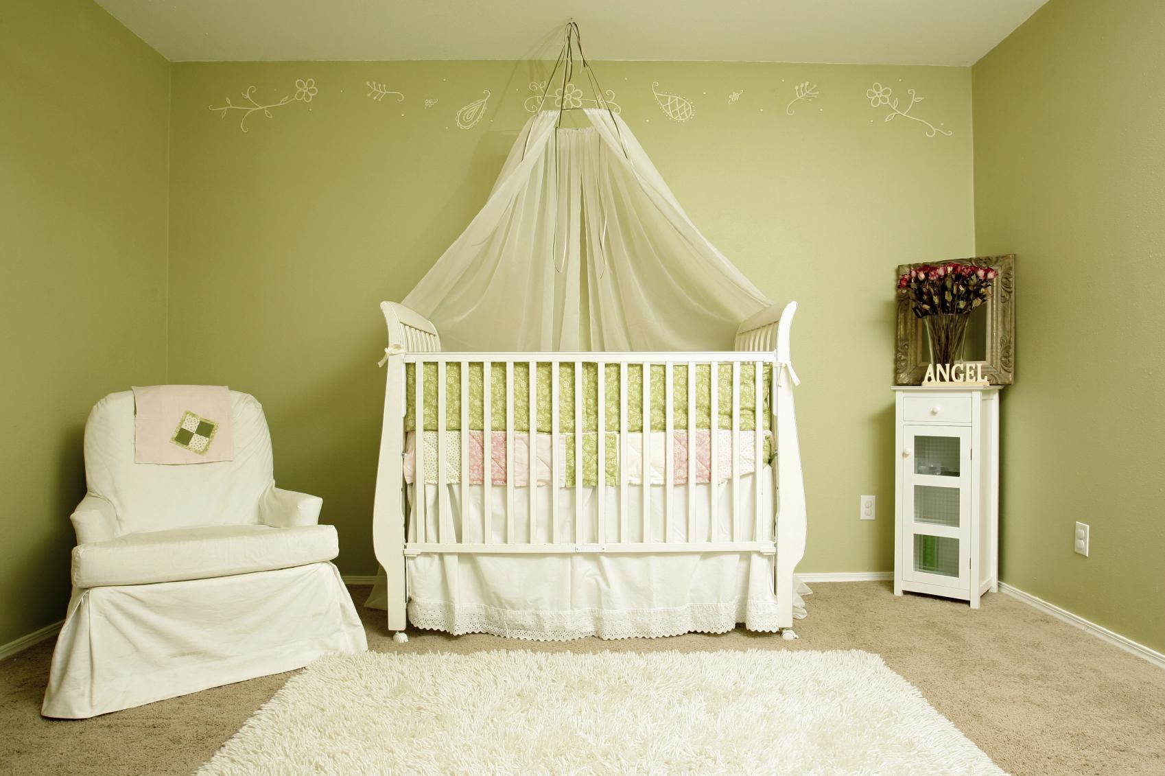 Ideas para decorar el cuarto de tu beb con su nombre - Programa decorar habitacion ...