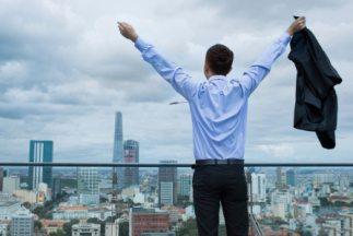 Los reveses de la vida son inevitables, pero un buen líder sabe aprender...
