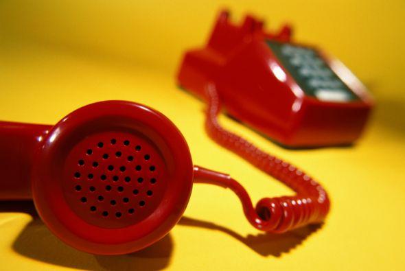 Cada vez menos hogares en EEUU utilizan el teléfono fijo.