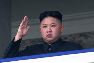 El joven Kim asumió el poder tras la muerte de su padre en diciembre pas...