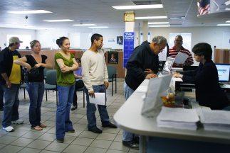 El desempleo en EEUU se situó en enero en el 7.9% y estos datos permiten...