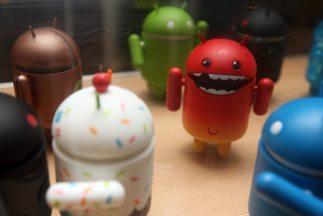 """Android se enfrenta a un creciente número de malware.""""En el primer trim..."""