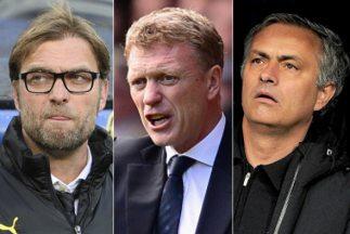Klopp, Moyes y Mourinho son los nombres que más suenan para sustituir a...