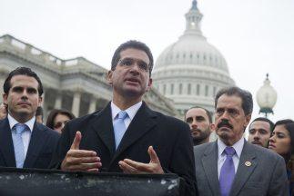 El comisionado representante de Puerto Rico Pedro Pierluisi.