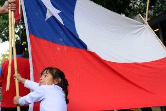 Los estudiantes universitarios chilenos convocaron a un paro nacional pa...