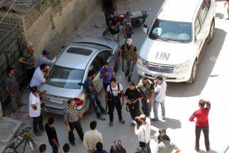 La ONU pidió tiempo para que sus inspectores en Siria puedan terminar de...