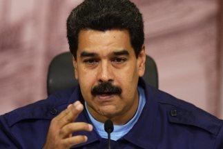 Nicolás Maduro habla sobre la democracia existente en Venezuela