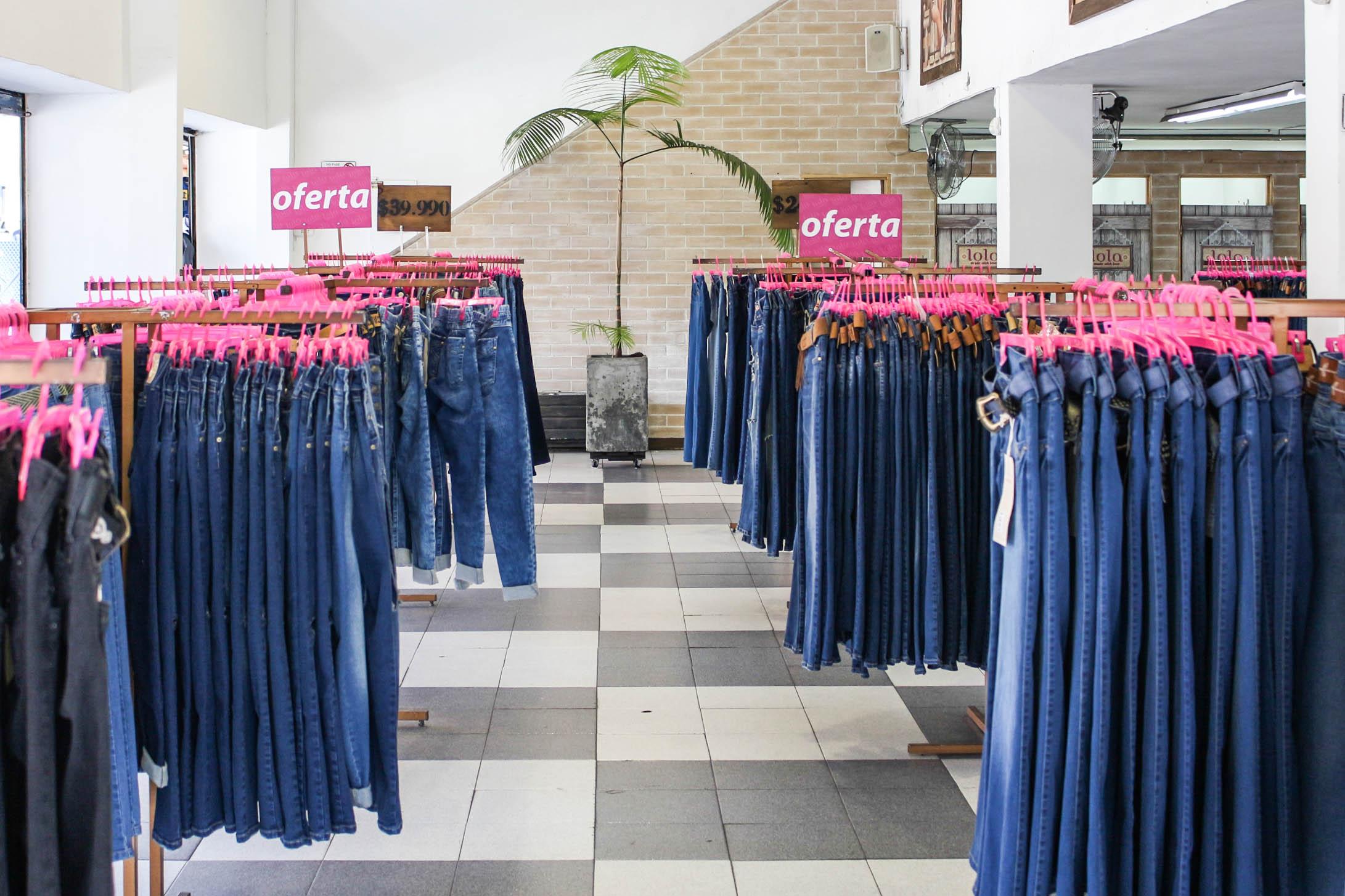 El jean se ha convertido en una de las prendas de mayor exportación en C...