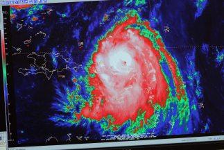 Historia ciclónica en Puerto Rico