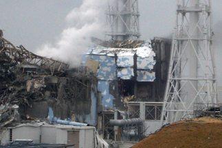 Planta nuclear de Fukushima, en Japón.
