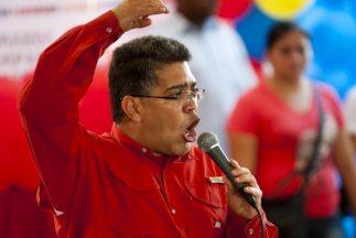 Elías Jaua, ex vicepresiente venezolano.