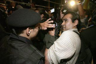 En 15 casos de agresión estuvieron involucrados efectivos de la Policía...