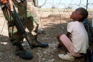 """La ONU informó que los niños colombianos """"en especial indígenas y afrode..."""
