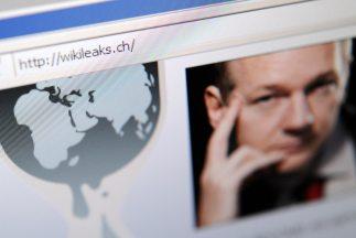 WikiLeaks y su fundador, el australiano Julian Assange.