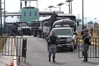 Miguel Angel Félix Gallardo se encuentra preso en una prisión de máxima...