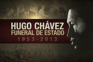 Hugo Chávez 1953-2013