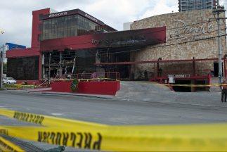 Tras el atentado en el Casino Royale de Nuevo León, Estados Unidos emiti...