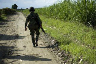 Las FARC se encuentran en diálogo con el gobierno de Colombia para alcan...