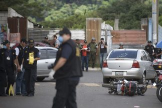 Un fiscal guatemalteco resultó gravemente herido tras un atentado. (Imag...
