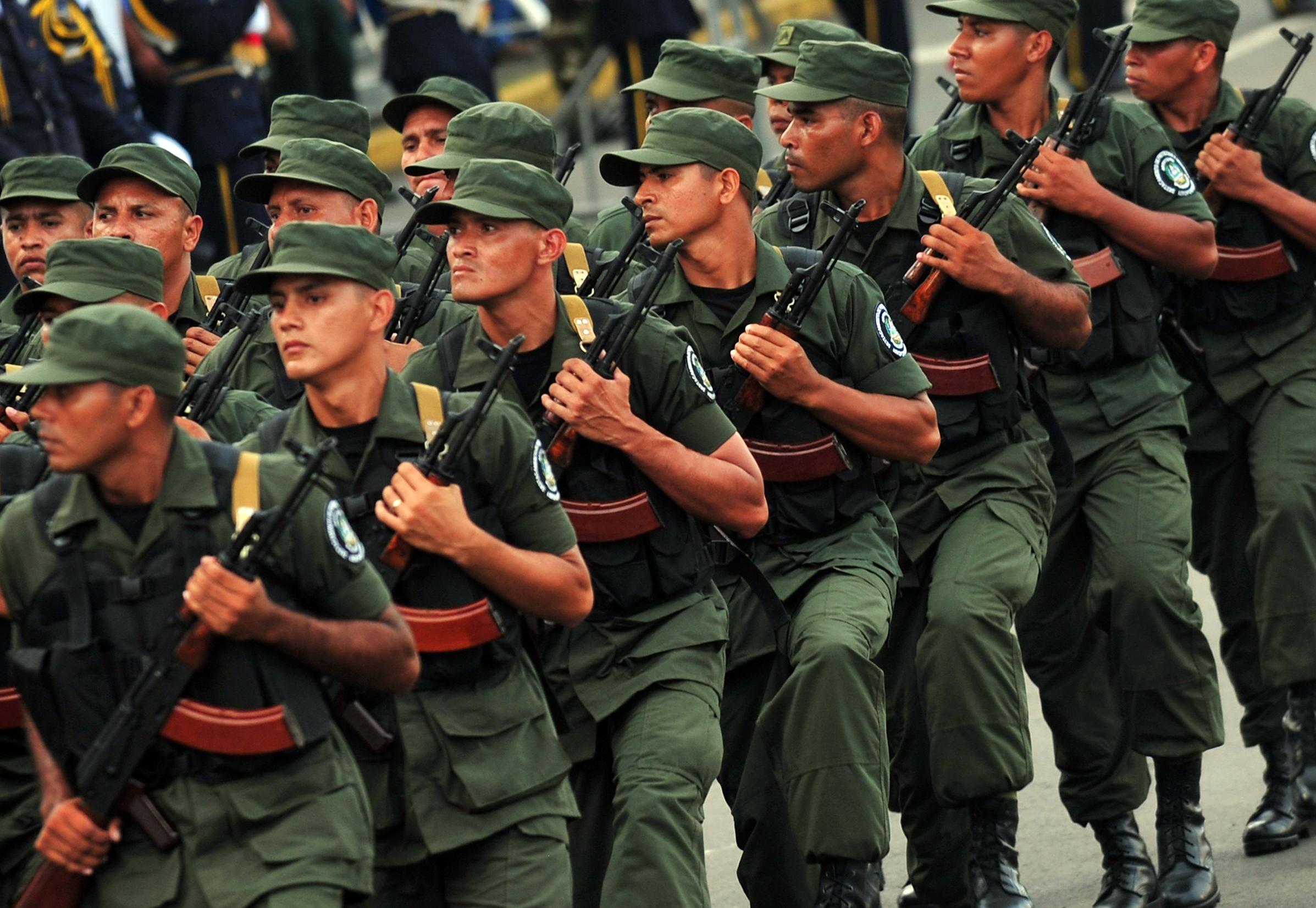 El eje de la cooperación entre Rusia y Nicaragua ha sido la lucha contra...