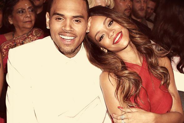 La cantante habló abiertamente de su relación con Chris Brown y aseguró...