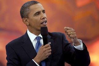 Barack Obama no pierde la esperanza de una reforma migratoria comprensiv...