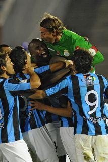 Garcilaso, el club peruano fundado hace tres años, dio la sorpresa de la...