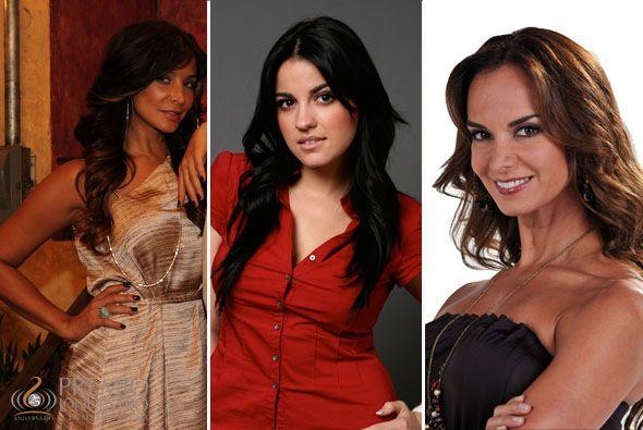 Lupita Jones, Maite Perroni y Lorena Rojas serán parte del elenco de pre...