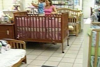 María Lorena Gerbero parió el 30 de setiembre y tras la cesárea comenzar...