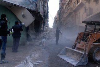 Siria sigue en medio de una profunda crisis política.