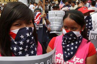 Los inmigrantes son víctimas de discriminación y racismo en ciertos sect...