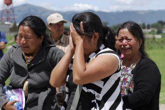 Un tribunal penal de Guatemala impuso una condena de 125 años de cárcel...