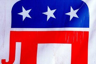 Ejefate, logo del Partido Republicano de Estados Unidos.