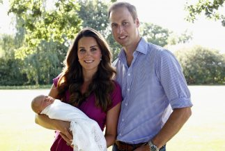 Los duques de Cambridge, William y Kate, han roto con la tradición real...