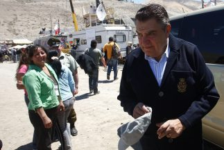 El famoso animador chileno Don Francisco anunció el lamentable accidente.