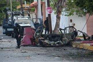 No es la primera vez que se ponen coches-bomba en Tamaulipas. La ola de...