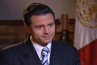 Peña Nieto, promesa política mexicana 2009